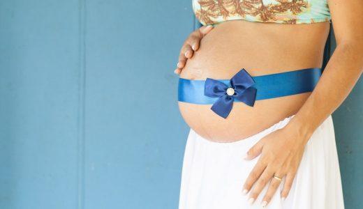 38週。早く産みたいけど臨月でトコちゃんベルトは外すべき?恥骨痛も辛い~